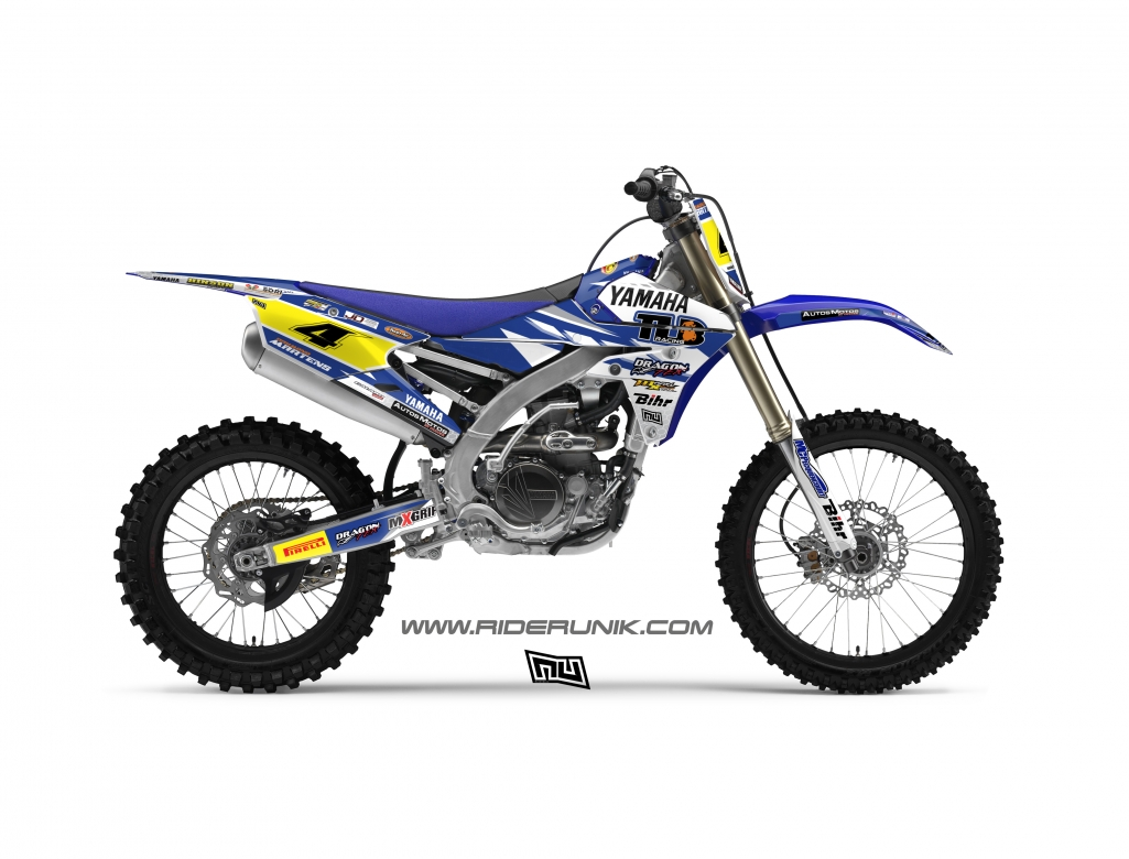 KIT DECO MOTOCROSS TLB