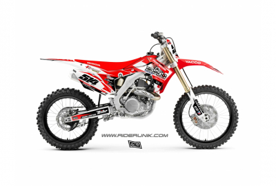 KIT DECO MOTOCROSS BMD