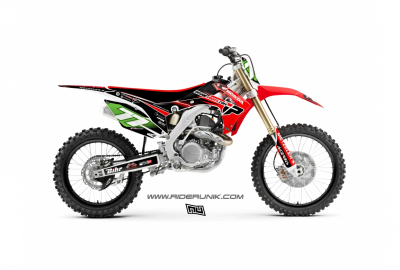 KIT DECO MOTOCROSS DBS