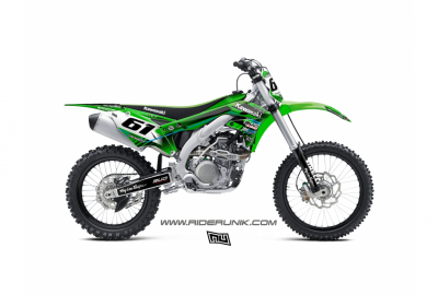 KIT DECO MOTOCROSS TAF
