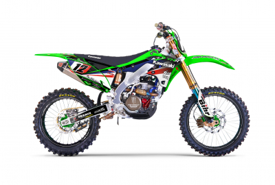 KIT DECO MOTOCROSS VHR