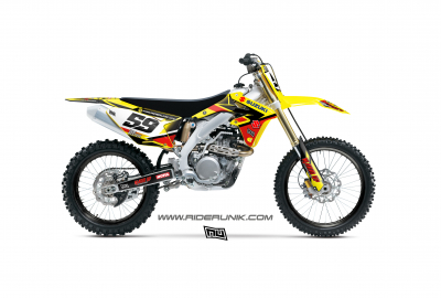 KIT DECO MOTOCROSS VES