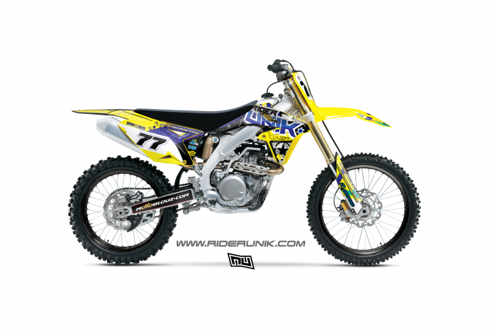 KIT DECO MOTOCROSS ARM
