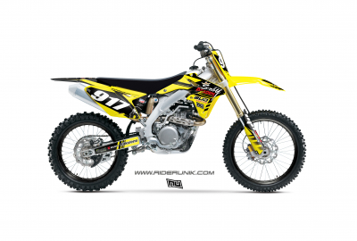 KIT DECO MOTOCROSS ZOO
