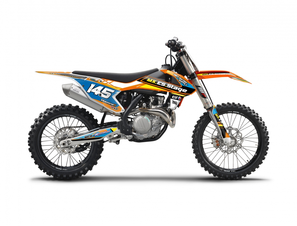 KIT DECO MOTOCROSS ESS