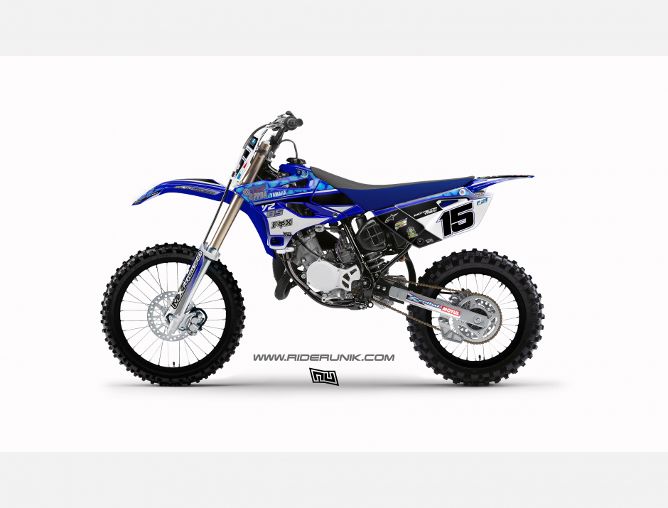 KIT DECO MOTOCROSS KIDS DEF 1