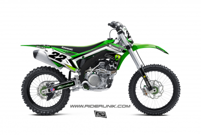 KIT DECO MOTOCROSS PON