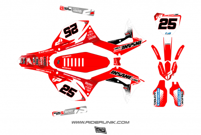 KIT DECO MOTOCROSS IPR