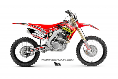 KIT DECO MOTOCROSS WCSJ