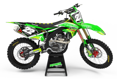 KIT DECO MOTOCROSS FACT