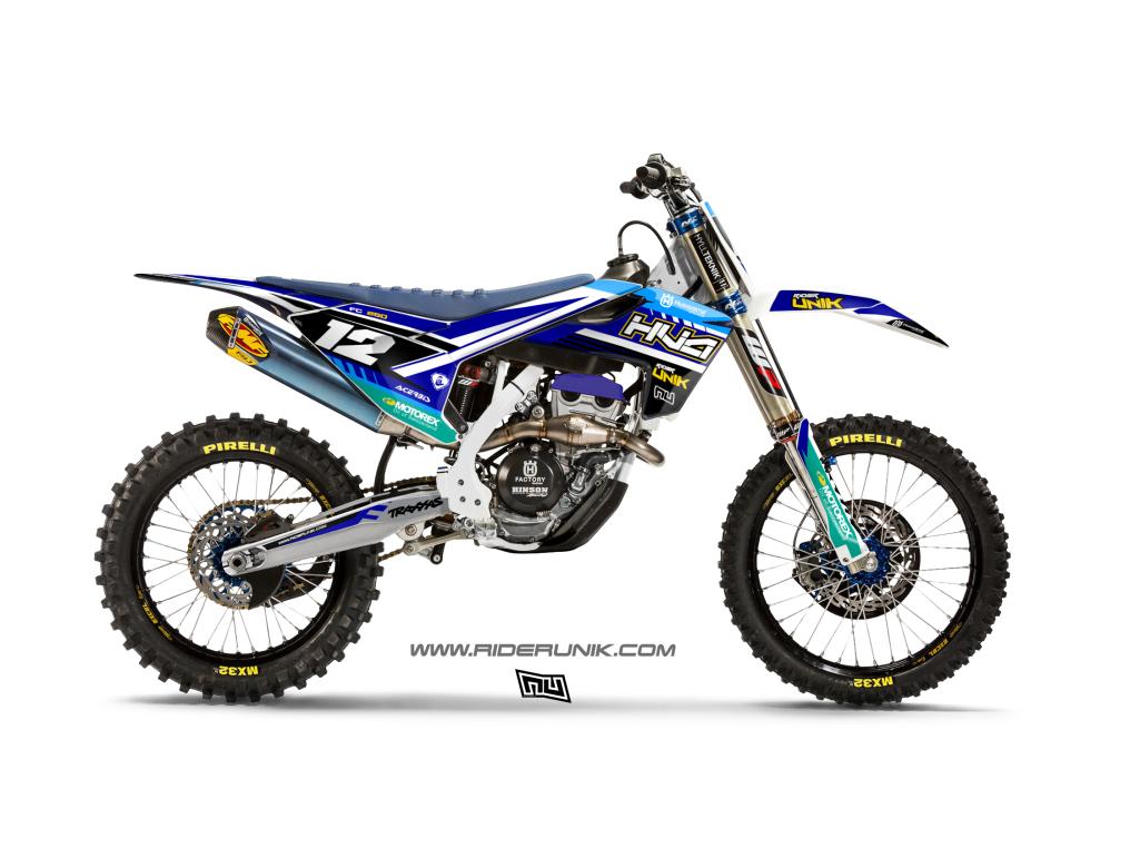 kits déco motocross