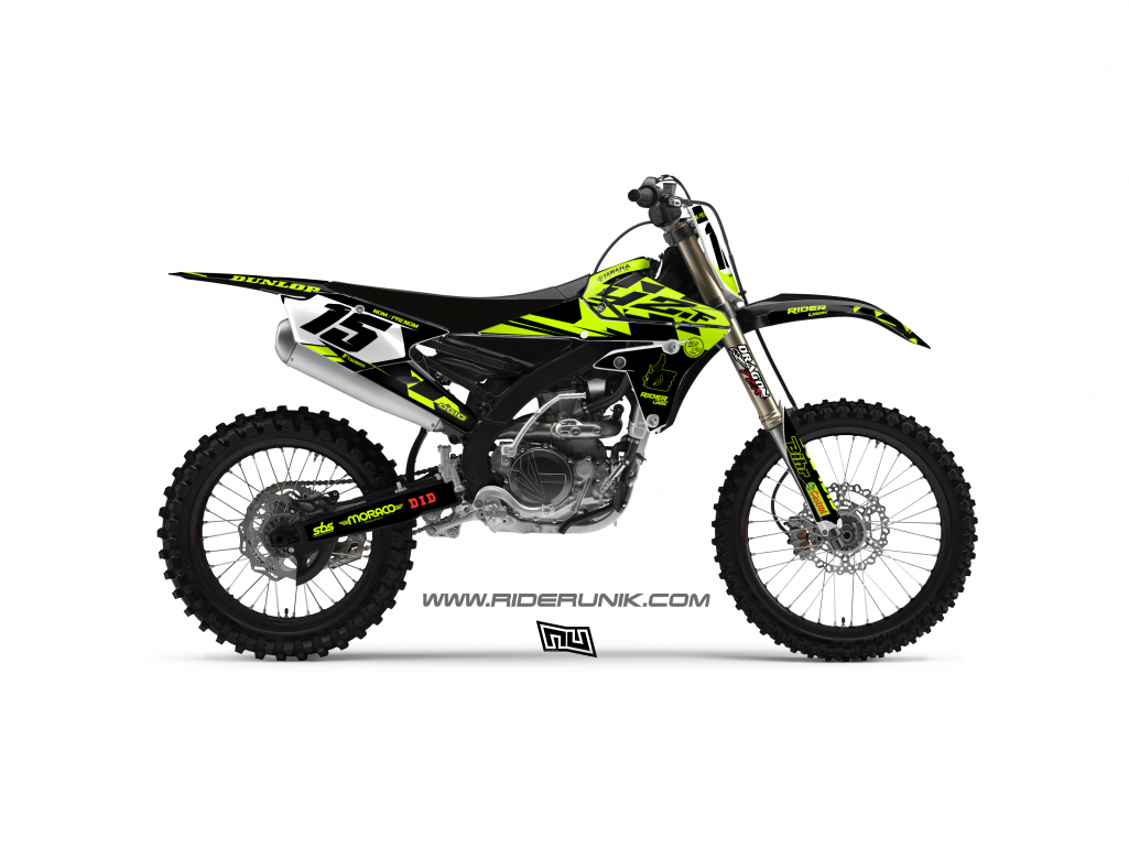 KIT DECO MOTOCROSS ORI FLUO