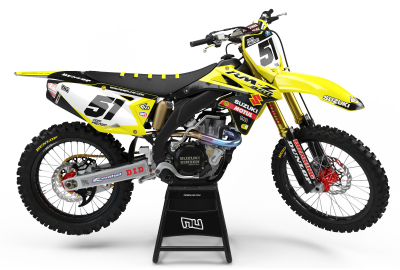 KIT DECO MOTOCROSS BARC