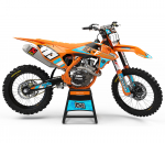KIT DECO MOTOCROSS KTM SMO