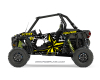KIT DECO SSV POLARIS RZR Brush noir 1