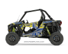 KIT DECO SSV POLARIS RZR Brush gris 1