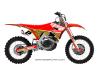 KIT DECO MOTOCROSS TRAX GOLD 1