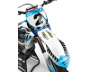 KIT DECO MOTOCROSS LIKEN WHITE CYAN 2