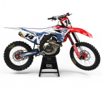 KIT DECO MOTOCROSS CR/CRF ENJOY THE RIDE