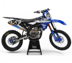 KIT DECO MOTOCROSS YZ/YZF ENJOY THE RIDE