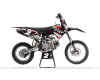KIT DECO MOTOCROSS YCF BIGY LIKEN ROUGE 1