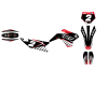 KIT DECO MOTOCROSS YCF BIGY LIKEN ROUGE 2