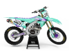 KIT DECO MOTOCROSS ENJOY THE RIDE AQUA 1