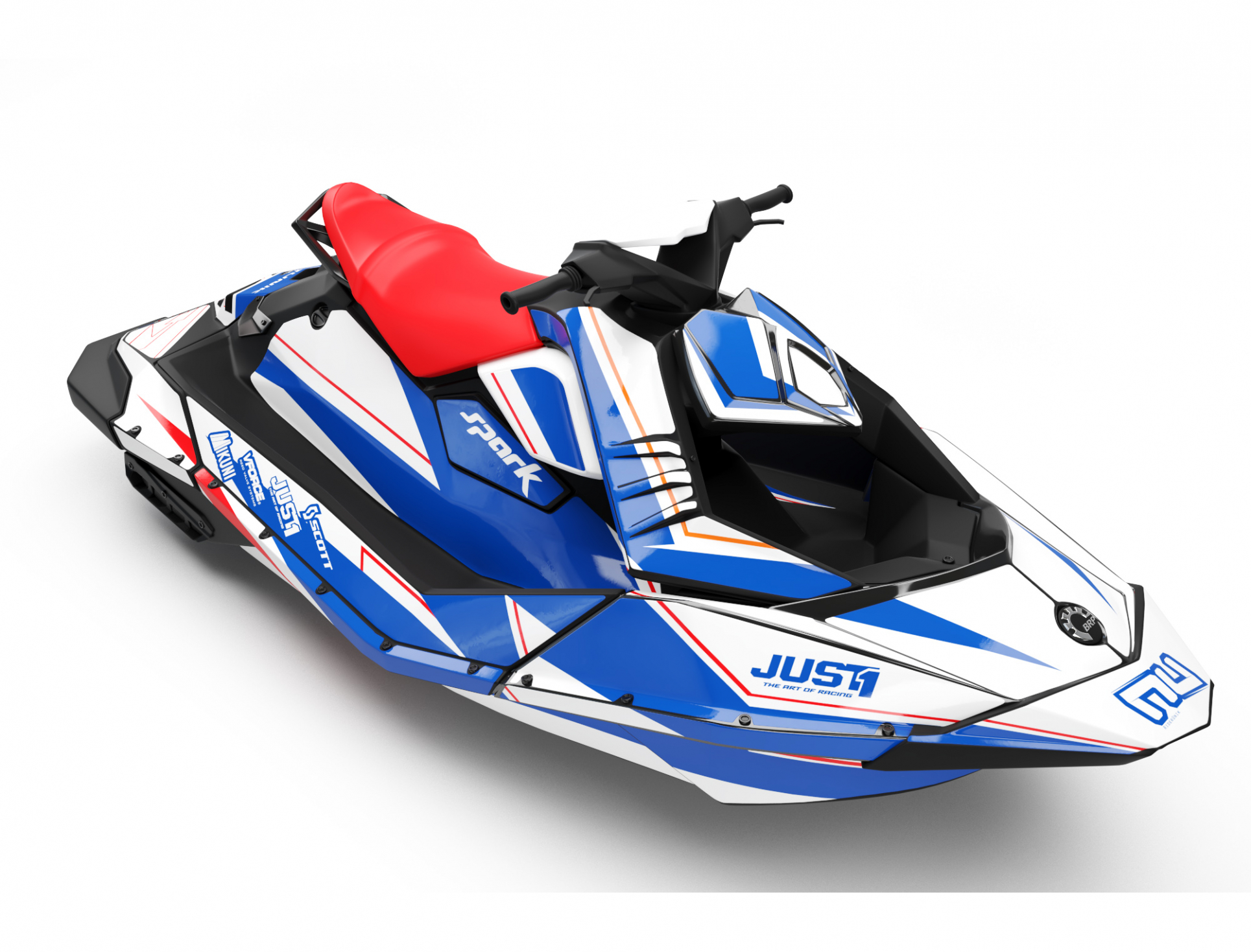 KIT DECO SEA-DOO SPARK FRA FULL