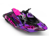 KIT DECO SEA-DOO SPARK ENJOY THE RIDE PINK/PURPLE FULL 1