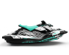 KIT DECO SEA-DOO SPARK WATER THERAPY AQUA FULL 2