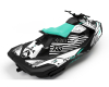 KIT DECO SEA-DOO SPARK WATER THERAPY AQUA FULL 3