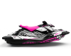 KIT DECO SEA-DOO SPARK WATER THERAPY PINK FULL 2