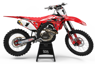 KIT DECO MOTOCROSS CR/CRF SR TEAM