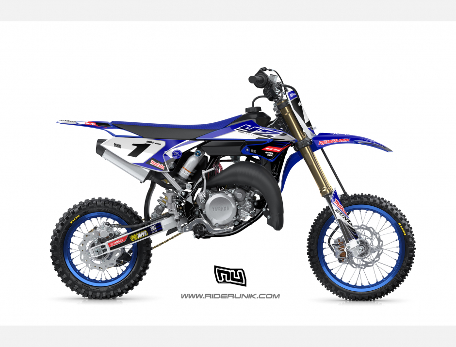 KIT DECO MOTOCROSS 65 YZ 2019 RID 1