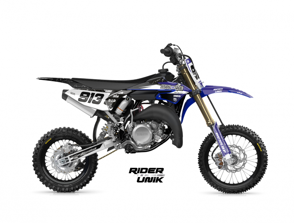 KIT DECO MOTOCROSS 65 YZ 2019 ENJOY THE RIDE