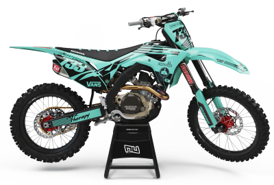 KIT DECO MOTOCROSS CR/CRF THERAPY