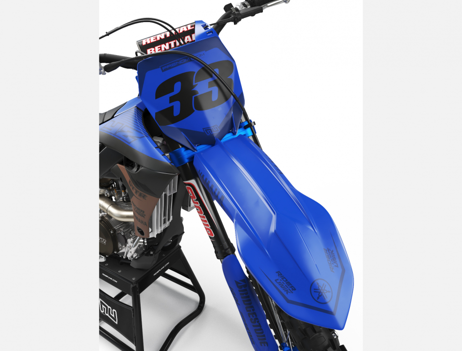 KIT DECO MOTOCROSS YZ/YZF TEALBRO 3