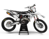 KIT DECO MOTOCROSS HUSQVARNA RIDER  GREY 2019 1