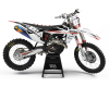 KIT DECO MOTOCROSS HUSQVARNA RIDER RED 2019 1