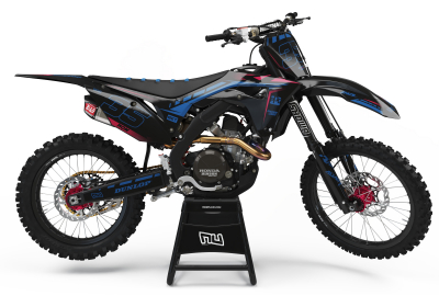 KIT DECO MOTOCROSS CR/CRF SPACE