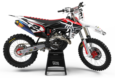 KIT DECO MOTOCROSS HUSQVARNA MXP 2019