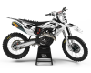 KIT DECO MOTOCROSS HUSQVARNA ICE BLACK 1