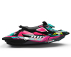 KIT DECO SEA-DOO SPARK ENJOY THE RIDE CUP 2