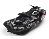 KIT DECO SEA-DOO SPARK SHARK 3