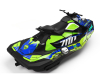 KIT DECO SEA-DOO SPARK ENJOY THE RIDE CUP VERT 3
