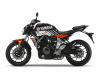 KIT DECO YAMAHA MT 07 RACE ORANGE 1