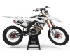 KIT DECO MOTOCROSS CR/CRF RIDE WHITE 1