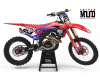 KIT DECO MOTOCROSS CR/CRF FRENCH MUD 1