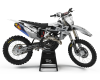 KIT DECO MOTOCROSS HUSQVARNA TEALBRO BLACK GREY 1