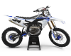KIT DECO MOTOCROSS YZ/YZF STARS W BLUE 1